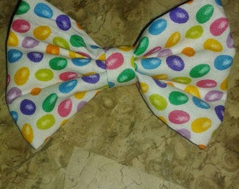 Easter jellybean bow