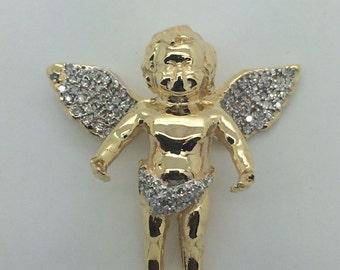 "Micro ""Davincci"" baby angel"