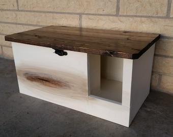Outdoor - Indoor Cat Cabin Shelter Safe House