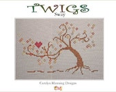 Twigs by Carolyn Manning Designs  **Visit our shop page to find a discount code!**