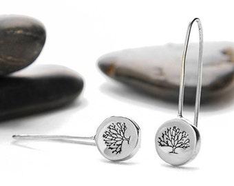 Tree of Life, Tree Jewelry, Family Tree Jewelry, Tree, Sterling Silver, Tree Jewellery, Tree of Life Jewelry, Silver Tree Jewelry, e246s