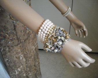 Precious links bracelet