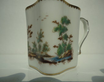 Tiny Demitasse Cup by Richard Ginori - Made in Italy