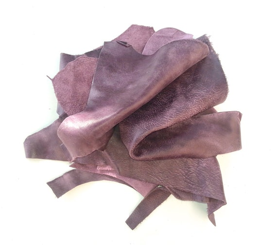 Items similar to leather pieces leather craft supply for Leather sheets for crafting