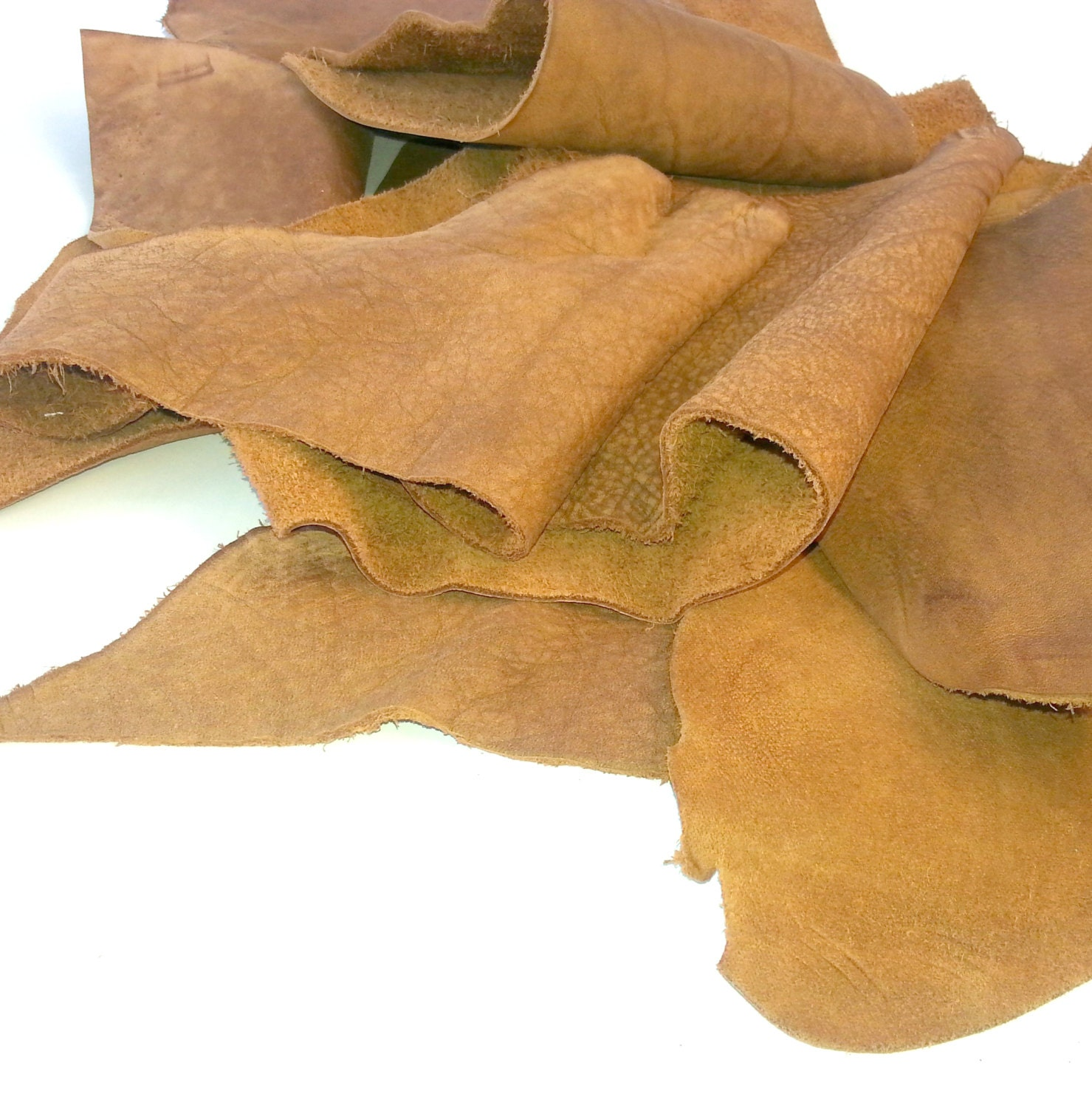Leather scraps for crafts - Sold By Buyairsupply