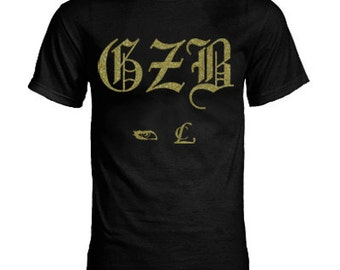 "CL ""Baddest Female"" GZB Gizibe K-pop Logo T-shirt"