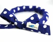 SoCal Curls Hair Curling Tie in Pin Up Blue - As seen on the Today Show