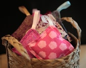 Lil' Buddy ---10 Pack --- Lavender Sachets --- Lil' Bit Of Lavender for Your Drawer, Closet, Car, Shoes, or Purse