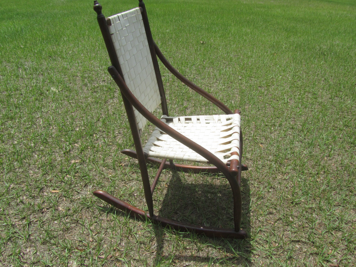 vintage rocking chair antique wood chair furniture wood
