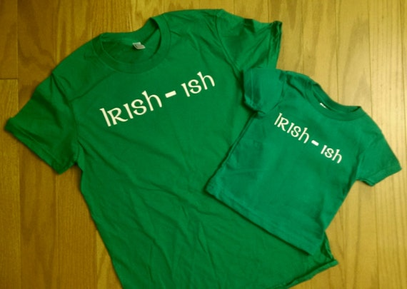 Irish-ish St.  Patrick's Day T Shirt