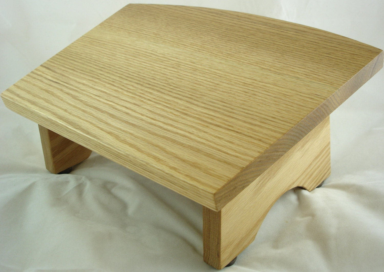 Wooden Nursing Foot Stool Footrest Footstool Wood Ergonomic