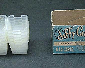 Vintage Jiffy Dessert Molds-Set of 12