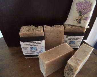 Lavender Fields  Sheep's Milk Soap