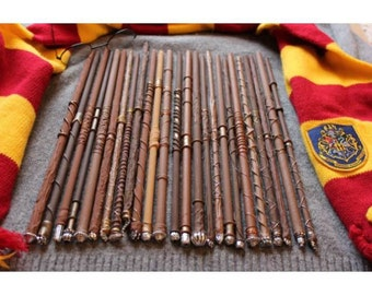112 Harry Potter Wizard Wands