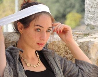 Non-Slip No Slip Headband ,Great for tichel,tichel,head scarves, wigs,coverings,Slip On Headband,Turban,Yoga Headband,Hijab