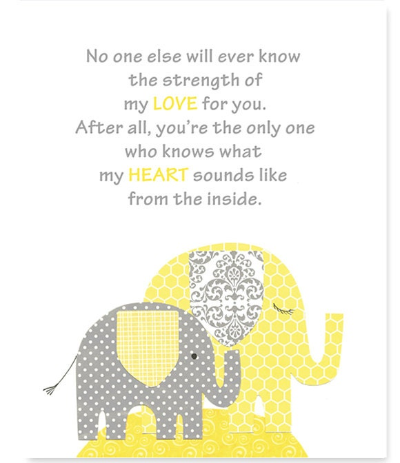 Baby Shower Gift Ideas When You Dont Know The Gender : No one else will ever know gender neutral nursery art print