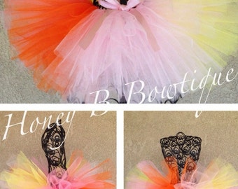 Tutu Upgrade- Fuller and Fluffier