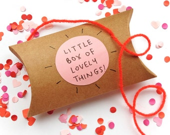 Little box of LOVELY THINGS!