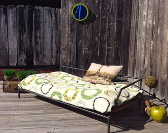 Vintage Hand-Made Child's Day Bed Frame or Deluxe Dog Bed Frame-No Pad