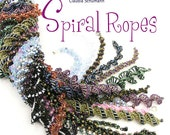 "Claudia Schumann ""Spiral Ropes"" (Beading book) Englisch language"