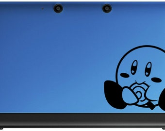 Kirby Lollipop 3ds decal