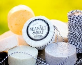HANALEI MARKET SPECIAL  Sea Salt Soaps - buy 5 get 1 free!