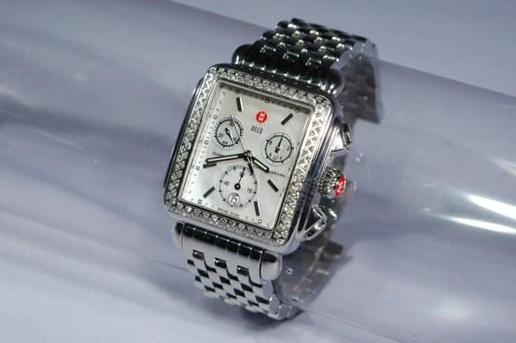 Michele Deco Diamond Watch Reviews