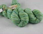 """Semi Solid """"Mermaid"""" 8ply 100% Wool"""