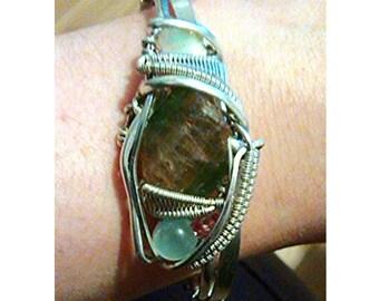 Rock Candy Sterling Silver Bracelet