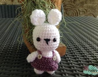 Crochet amigurumi pattern, crochet doll pattern: Bear with ...