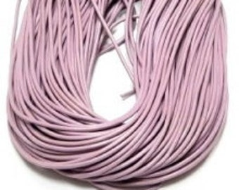 Leather Round Cord 3mm