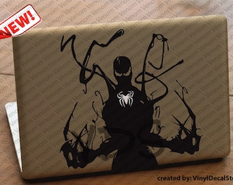 MAC MACBOOK Laptop Vinyl Decal Sticker Venom