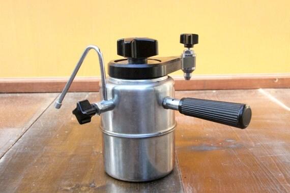 Vintage Bellman Style Stovetop Espresso Maker FREE SHIPPING