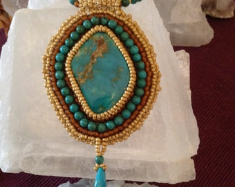 A Drop of Turquoise
