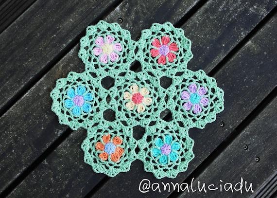 crochet lace vintage crochet crochet flowers flower