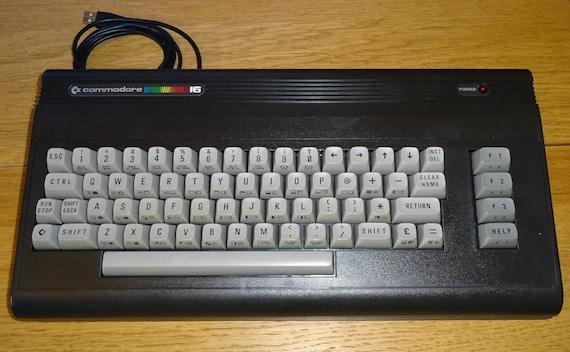 Commodore 16 USB Keyboard
