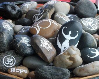 Pagan/Wiccan Pocket/Altar Rocks