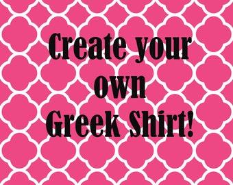 Popular items for custom greek letters on Etsy