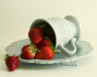 Unavailable listing on etsy - Strawberry kitchen decorations ...