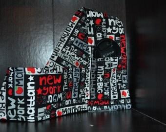 New York, New York! -DSLR Camera Strap Cover