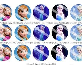 Frozen Bottle Cap Images