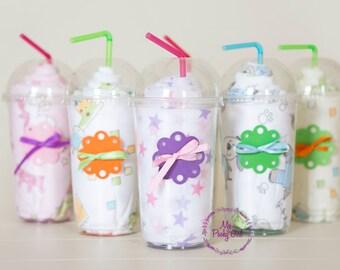 Baby wrap milkshake