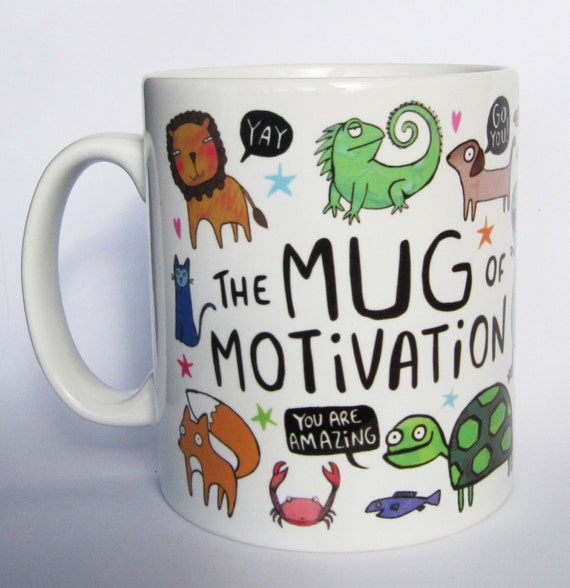 The Mug of Motivation