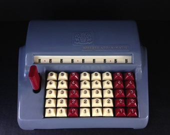 Vintage Chadwick Speedee Add-A-Matic Machine