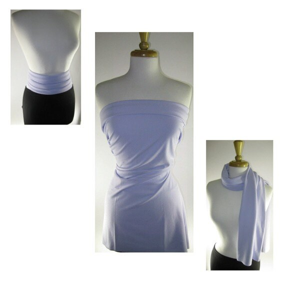 Lavender Diamond Stretch Fabric Sale 4 Way Lycra Knit