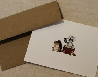 Sweet Baby Note Cards