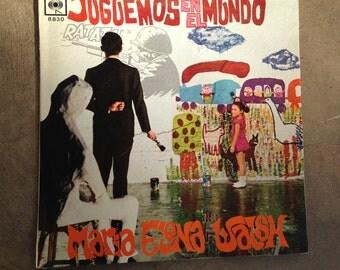 Maria Elena Walsh - Juguemos En El Mundo - vinyl record