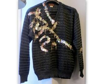 Yves Saint Laurent man sweater