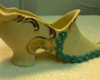 Victorian Slipper