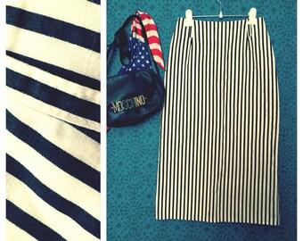 1980's pencil skirt xs/s